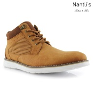 Zapatos para Hombre PF-SANDERS Light Brown Mayoreo Wholesale Men's Fashion Shoes hi-top Sneakers Nantlis