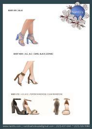 Nantlis Vol QU40 Zapatos de vestir de mujer mayoreo Wholesale Dressy heels for women page 03