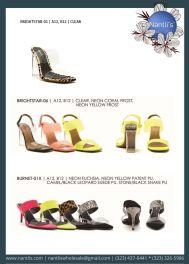 Nantlis Vol QU40 Zapatos de vestir de mujer mayoreo Wholesale Dressy heels for women page 04