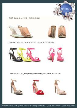 Nantlis Vol QU40 Zapatos de vestir de mujer mayoreo Wholesale Dressy heels for women page 06