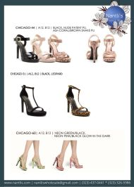 Nantlis Vol QU40 Zapatos de vestir de mujer mayoreo Wholesale Dressy heels for women page 08
