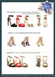 Nantlis Vol QU40 Zapatos de vestir de mujer mayoreo Wholesale Dressy heels for women page 09