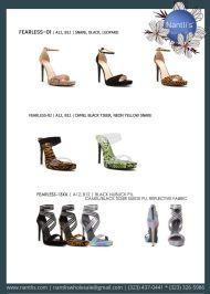 Nantlis Vol QU40 Zapatos de vestir de mujer mayoreo Wholesale Dressy heels for women page 14