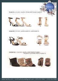 Nantlis Vol QU40 Zapatos de vestir de mujer mayoreo Wholesale Dressy heels for women page 15