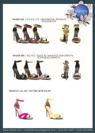 Nantlis Vol QU40 Zapatos de vestir de mujer mayoreo Wholesale Dressy heels for women page 16