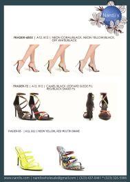 Nantlis Vol QU40 Zapatos de vestir de mujer mayoreo Wholesale Dressy heels for women page 17