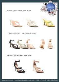 Nantlis Vol QU40 Zapatos de vestir de mujer mayoreo Wholesale Dressy heels for women page 21