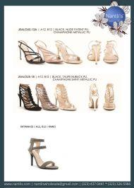 Nantlis Vol QU40 Zapatos de vestir de mujer mayoreo Wholesale Dressy heels for women page 22
