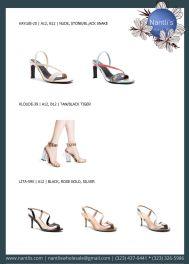 Nantlis Vol QU40 Zapatos de vestir de mujer mayoreo Wholesale Dressy heels for women page 24