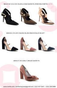 Nantlis Vol QU41 Zapatos para mujer mayoreo Wholesale women shoes Page 04