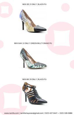 Nantlis Vol QU41 Zapatos para mujer mayoreo Wholesale women shoes Page 05