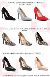 Nantlis Vol QU41 Zapatos para mujer mayoreo Wholesale women shoes Page 08