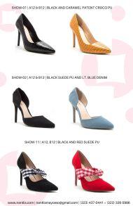 Nantlis Vol QU41 Zapatos para mujer mayoreo Wholesale women shoes Page 09
