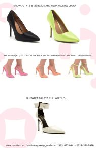 Nantlis Vol QU41 Zapatos para mujer mayoreo Wholesale women shoes Page 11