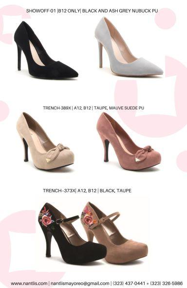 Nantlis Vol QU41 Zapatos para mujer mayoreo Wholesale women shoes Page 12