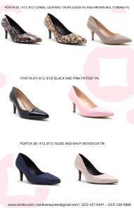 Nantlis Vol QU41 Zapatos para mujer mayoreo Wholesale women shoes Page 14