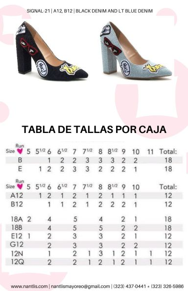 Nantlis Vol QU41 Zapatos para mujer mayoreo Wholesale women shoes Page 18