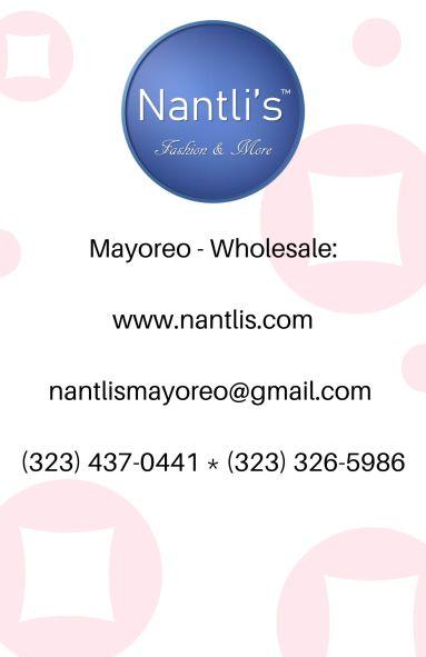 Nantlis Vol QU41 Zapatos para mujer mayoreo Wholesale women shoes Page 19