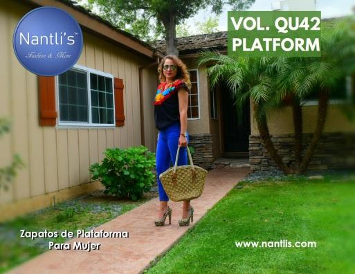 Nantlis Vol QU42 Zapatos para mujer plataformas mayoreo Wholesale Wedges shoes for women_Page_01