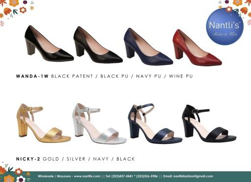 Nantlis Vol BL45 Zapatos de Mujer mayoreo Catalogo Wholesale womens Shoes_Page_09