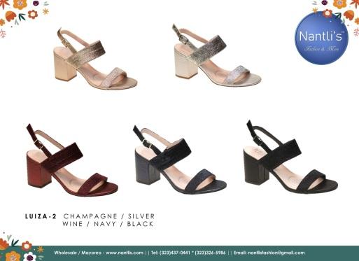 Nantlis Vol BL45 Zapatos de Mujer mayoreo Catalogo Wholesale womens Shoes_Page_12