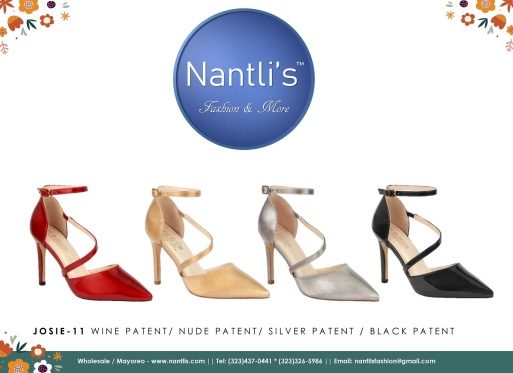 Nantlis Vol BL45 Zapatos de Mujer mayoreo Catalogo Wholesale womens Shoes_Page_20