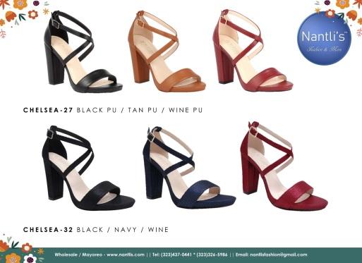 Nantlis Vol BL45 Zapatos de Mujer mayoreo Catalogo Wholesale womens Shoes_Page_23