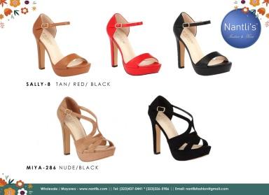 Nantlis Vol BL45 Zapatos de Mujer mayoreo Catalogo Wholesale womens Shoes_Page_32