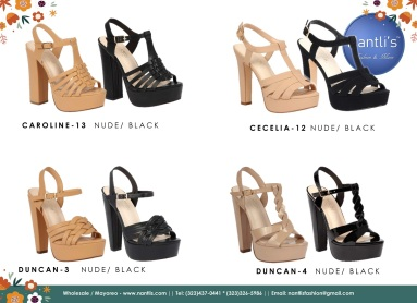 Nantlis Vol BL45 Zapatos de Mujer mayoreo Catalogo Wholesale womens Shoes_Page_33