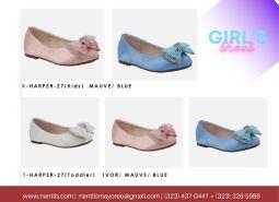 Nantlis Vol BLK27 Zapatos de ninas mayoreo Catalogo Wholesale girls Shoes Page-04