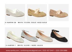 Nantlis Vol BLK27 Zapatos de ninas mayoreo Catalogo Wholesale girls Shoes Page-06