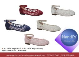 Nantlis Vol BLK27 Zapatos de ninas mayoreo Catalogo Wholesale girls Shoes Page-08