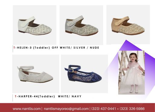 Nantlis Vol BLK27 Zapatos de ninas mayoreo Catalogo Wholesale girls Shoes Page-09