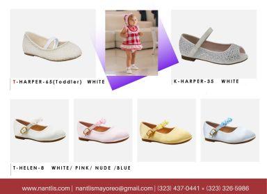Nantlis Vol BLK27 Zapatos de ninas mayoreo Catalogo Wholesale girls Shoes Page-10