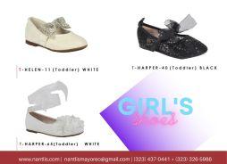 Nantlis Vol BLK27 Zapatos de ninas mayoreo Catalogo Wholesale girls Shoes Page-13
