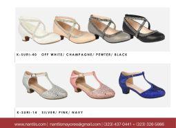 Nantlis Vol BLK27 Zapatos de ninas mayoreo Catalogo Wholesale girls Shoes Page-15