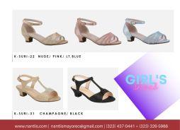 Nantlis Vol BLK27 Zapatos de ninas mayoreo Catalogo Wholesale girls Shoes Page-16