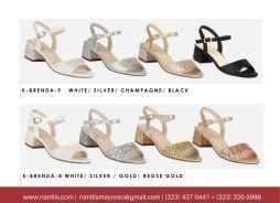 Nantlis Vol BLK27 Zapatos de ninas mayoreo Catalogo Wholesale girls Shoes Page-17