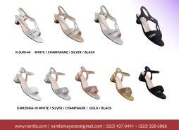 Nantlis Vol BLK27 Zapatos de ninas mayoreo Catalogo Wholesale girls Shoes Page-18