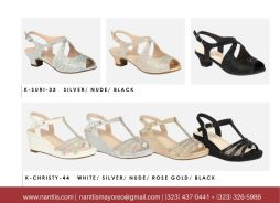 Nantlis Vol BLK27 Zapatos de ninas mayoreo Catalogo Wholesale girls Shoes Page-19