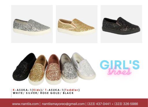 Nantlis Vol BLK27 Zapatos de ninas mayoreo Catalogo Wholesale girls Shoes Page-23