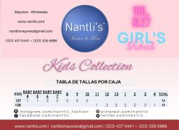 Nantlis Vol BLK27 Zapatos de ninas mayoreo Catalogo Wholesale girls Shoes Page-25