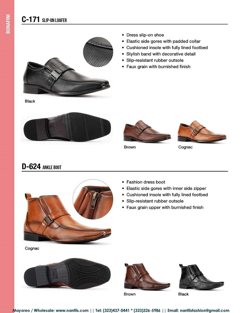 Nantlis Vol BE25 Zapatos de hombres y ninos Mayoreo Catalogo Wholesale Shoes for men and kids_Page_07