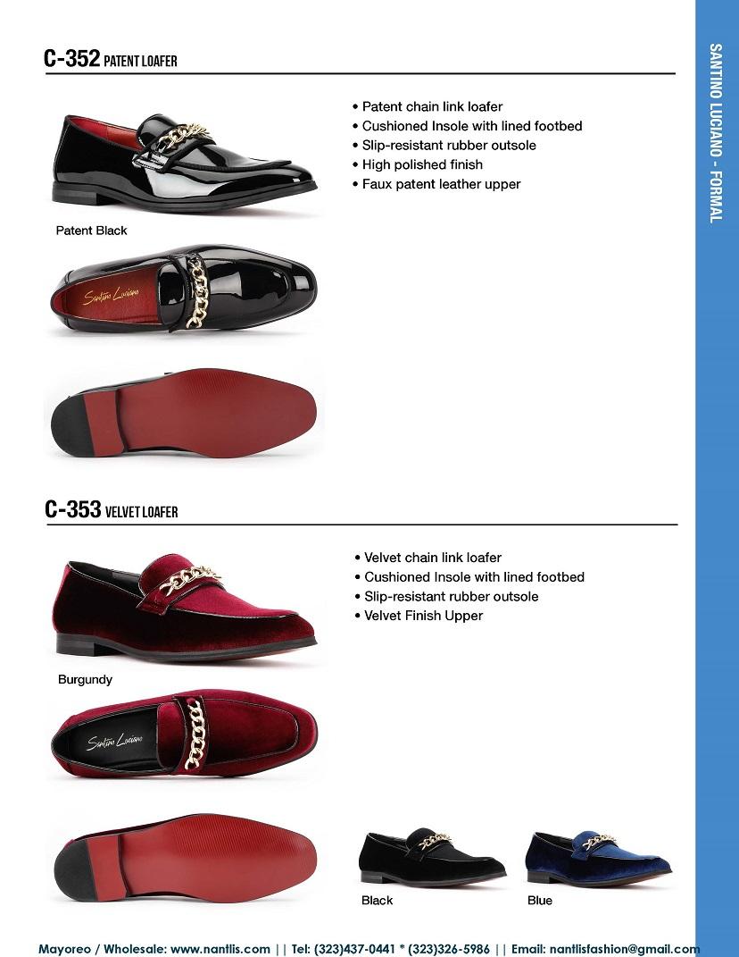 Nantlis Vol BE25 Zapatos de hombres y ninos Mayoreo Catalogo Wholesale Shoes for men and kids_Page_16