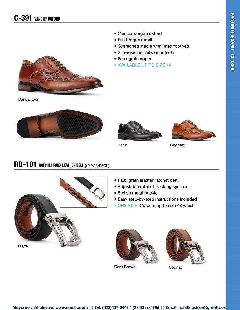 Nantlis Vol BE25 Zapatos de hombres y ninos Mayoreo Catalogo Wholesale Shoes for men and kids_Page_20