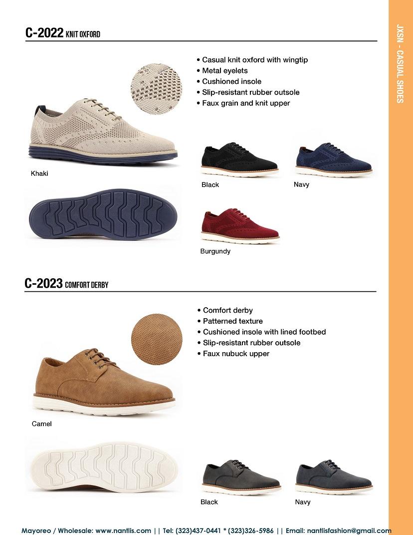 Nantlis Vol BE25 Zapatos de hombres y ninos Mayoreo Catalogo Wholesale Shoes for men and kids_Page_24