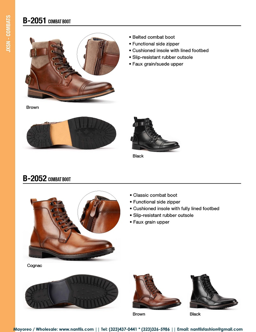 Nantlis Vol BE25 Zapatos de hombres y ninos Mayoreo Catalogo Wholesale Shoes for men and kids_Page_27