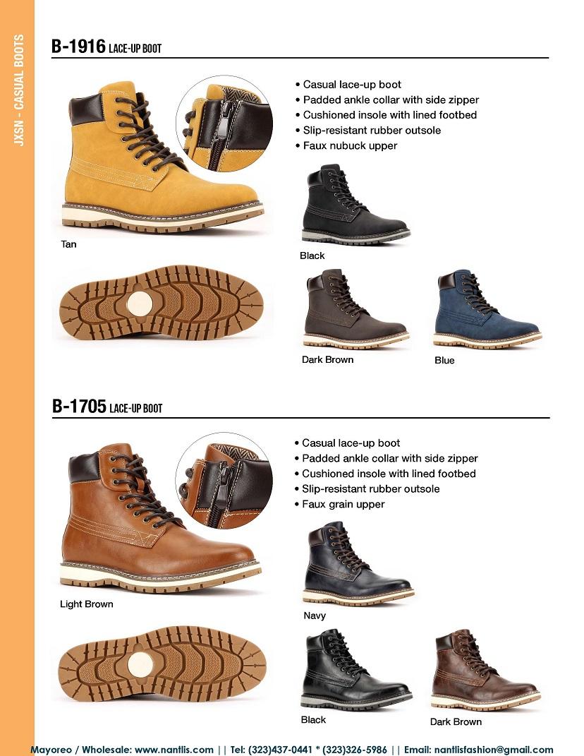 Nantlis Vol BE25 Zapatos de hombres y ninos Mayoreo Catalogo Wholesale Shoes for men and kids_Page_29