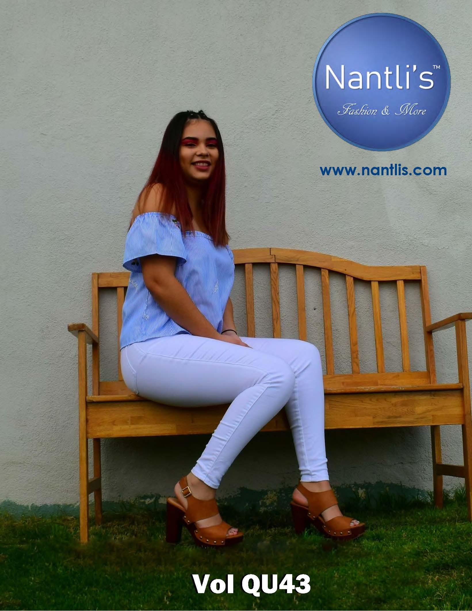 Nantlis Vol QU43 Zapatos para mujer mayoreo Wholesale shoes for women_Page_01