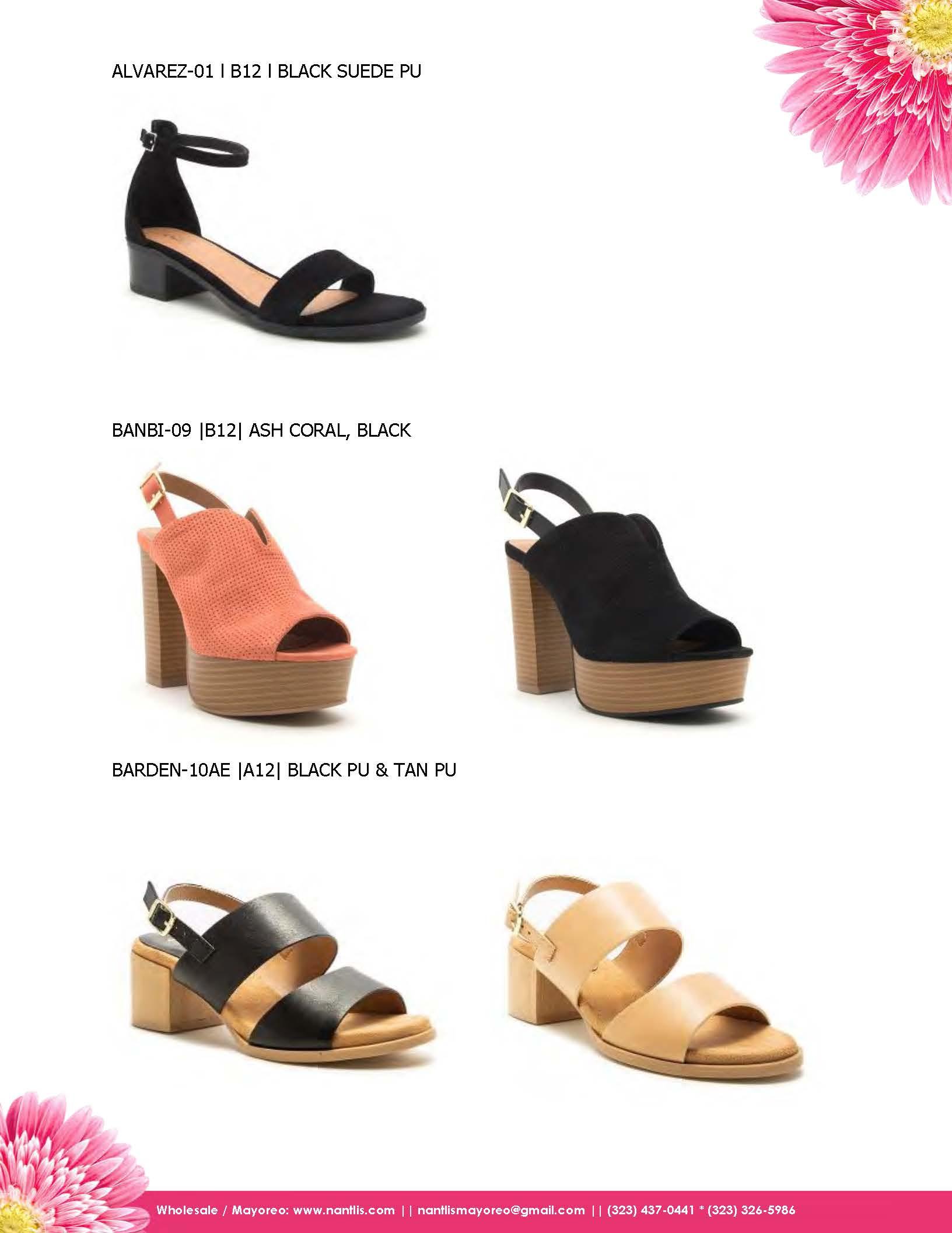 Nantlis Vol QU43 Zapatos para mujer mayoreo Wholesale shoes for women_Page_02